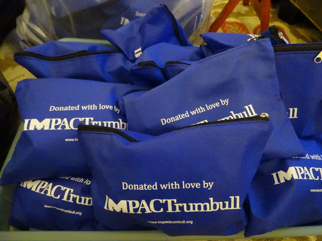 June 2016 Charity Project Through Impact Trumbull