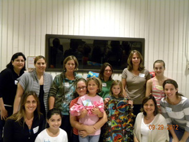 September 2012 Charity Project Through Impact Trumbull